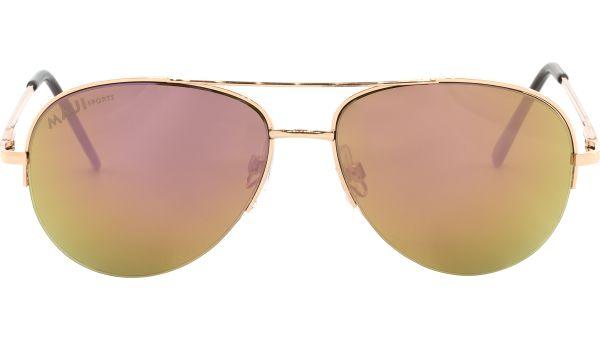 Maui Sports Sonnenbrille 5813 rose gold von MAUI Sports