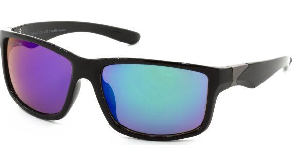 Maui Sports Sonnenbrille  6016 schwarz von MAUI Sports