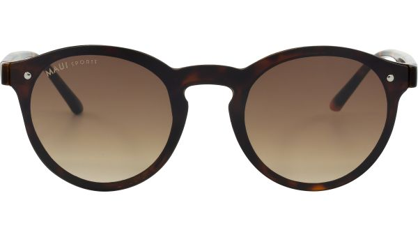 Maui Sports Sonnenbrille 13116 demi brown von MAUI Sports