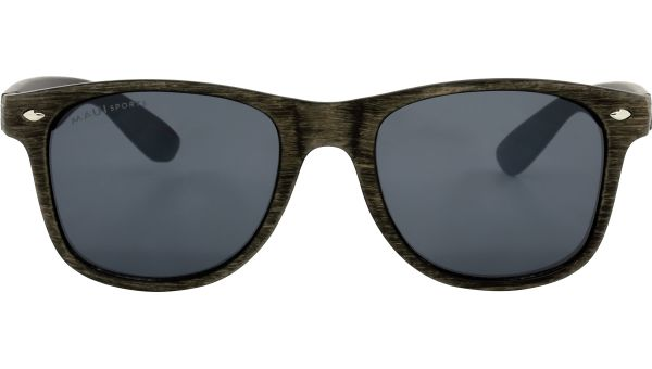 Maui Sports Sonnenbrille 5321 brown wood von MAUI Sports