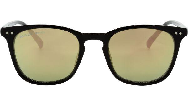 Maui Sports Sonnenbrille 4822 shiny black von MAUI Sports
