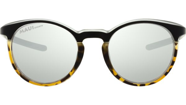 Maui Sports Sonnenbrille 5121 matt black/ demi/ transparent von MAUI Sports