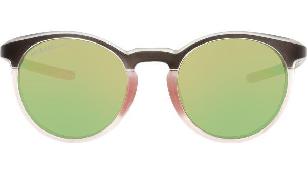 Maui Sports Sonnenbrille 5121 dark grey/ rosa/ transparent von MAUI Sports