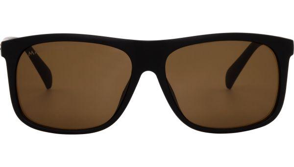 Maui Sports Sonnenbrille 5516 matt schwarz von MAUI Sports Polarized