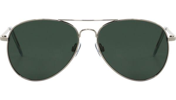 Maui Sports Sonnenbrille silber/grün von MAUI Sports
