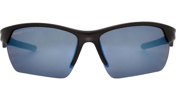 Maui Sports Sonnenbrille 6808 matt schwarz von MAUI Sports Polarized