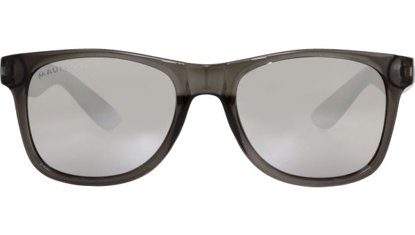 Maui Sports Sonnenbrille 5520 transparent schwarz von MAUI Sports Polarized