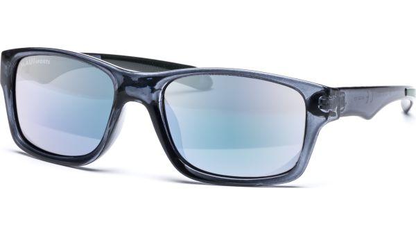 Sonnenbrille 5422 Polarized grau-transparent/grün von MAUI Sports Polarized