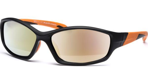 Maui Sports Sonnenbrille 6216 Polarized schwarz/orange von MAUI Sports Polarized