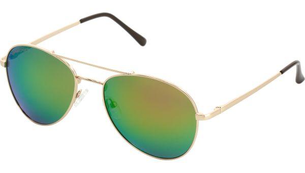 Sonnenbrille 5619 gold braun von MAUI Sports Polarized