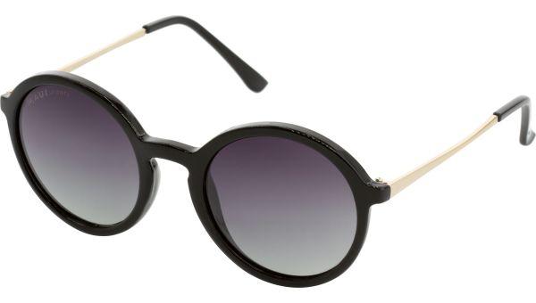 Sonnenbrille 4922 schwarz silber von MAUI Sports Polarized