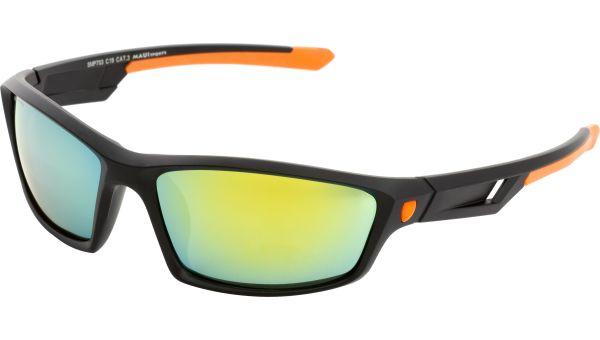 Sonnenbrille 5818 schwarz orange von MAUI Sports Polarized