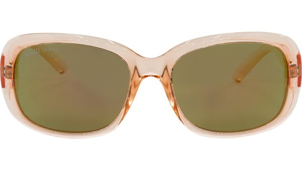 Maui Sports Sonnenbrille Polarized 5520 transparent nude von MAUI Sports Polarized