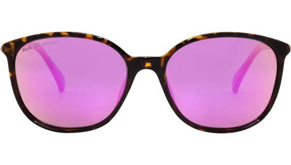 Maui Sports Sonnenbrille Polarized 5617 demi braun von MAUI Sports Polarized