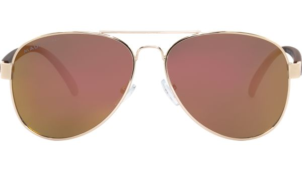 Maui Sports Sonnenbrille Polarized 5615 rose gold von MAUI Sports Polarized