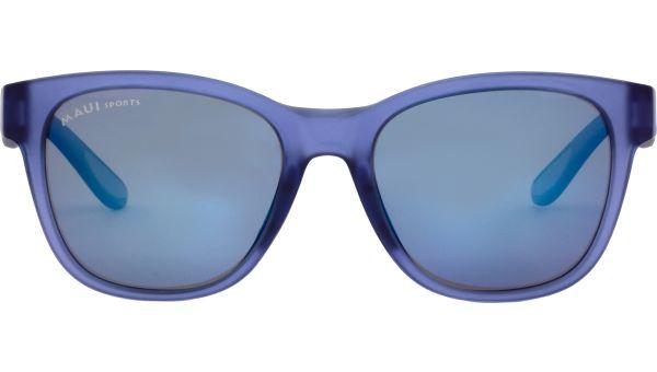Maui Sports Sonnenbrille Polarized 5616 transparent blau von MAUI Sports Polarized