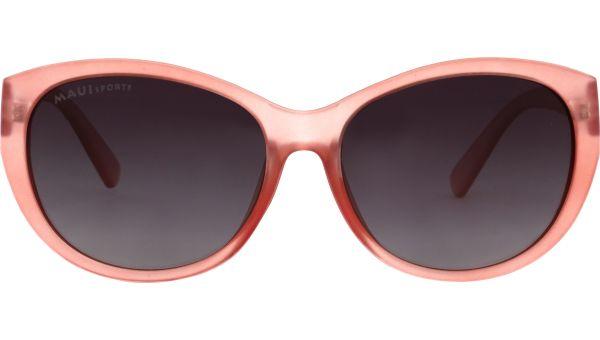 Maui Sports Sonnenbrille Polarized 5716 transparent rosa von MAUI Sports Polarized