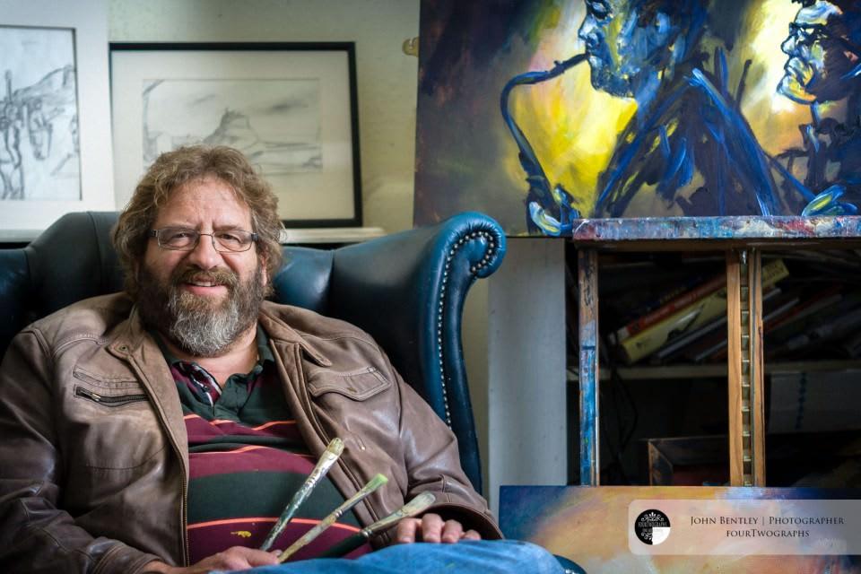Lifestyle Portraits at Ribble Valley Art Studios