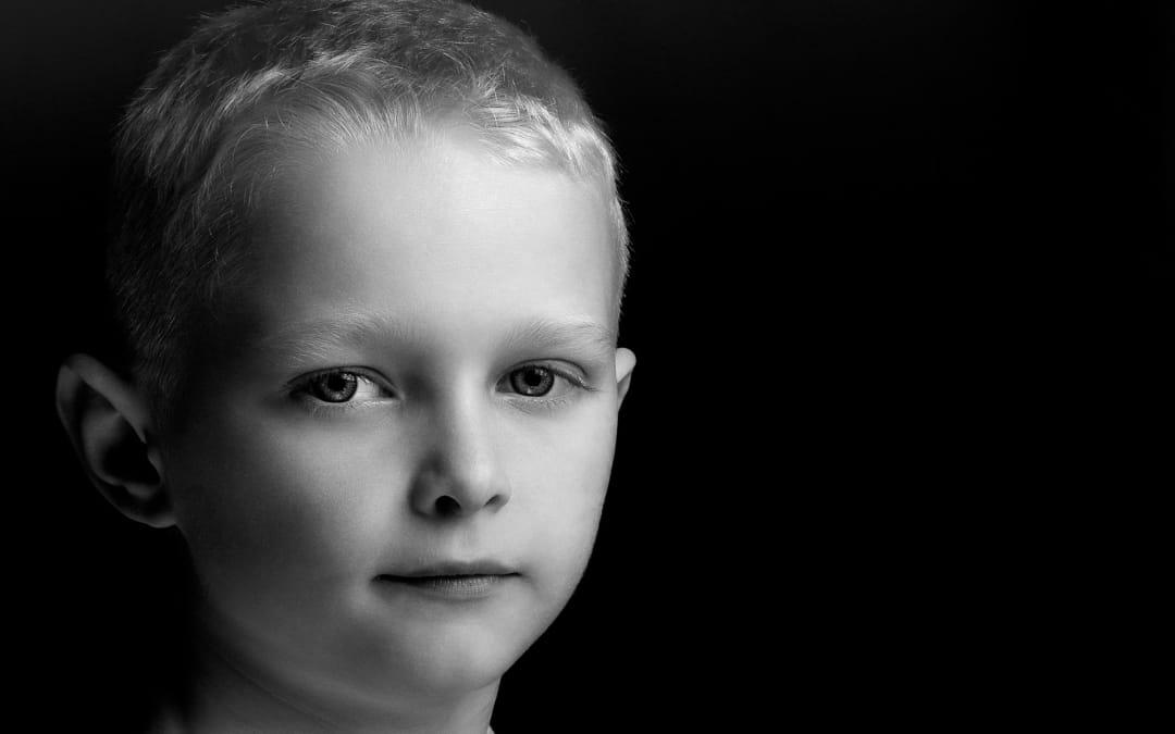 Monochrome Portraits by John Bentley Bolton