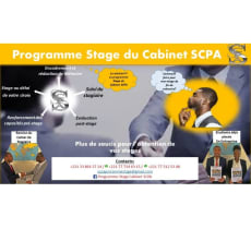 Programme stage du cabinet SCPA