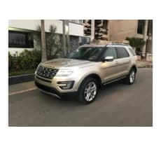 A vendre Ford Explorer Limited 2017 Essence Autom