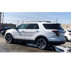 FORD EXPLOREUR limited FULL OPTION 2013