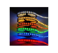 ROULEAU GUIRLANDES LED LUMINEUSES COULEURS