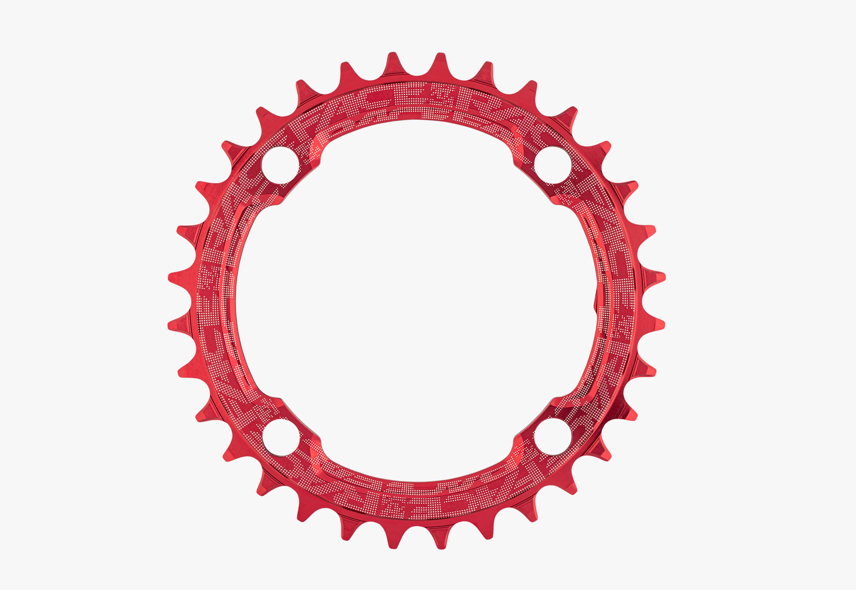 1x Chainring 104 BCD - NW