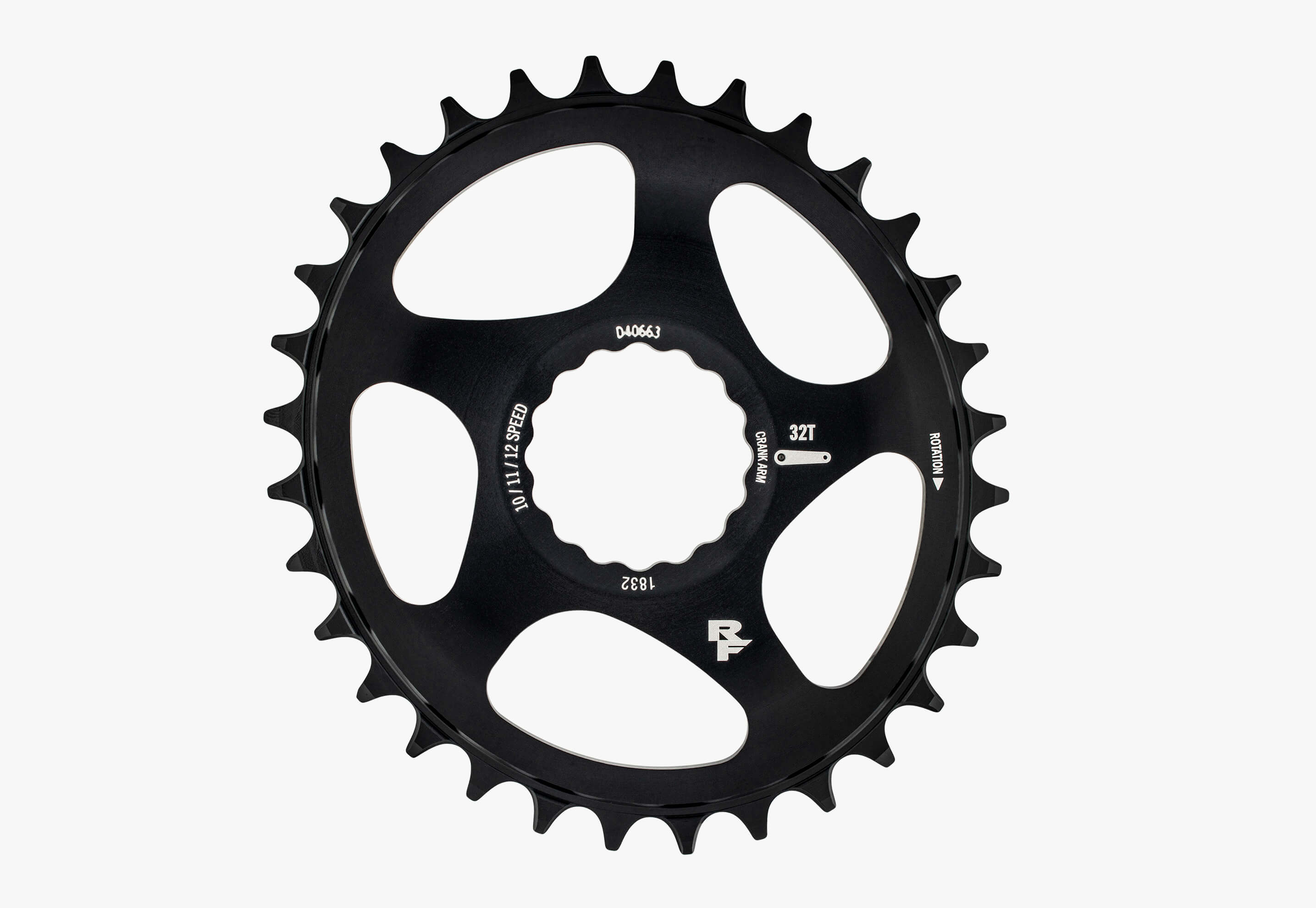 1x Chainring, Cinch Direct Mount - Oval