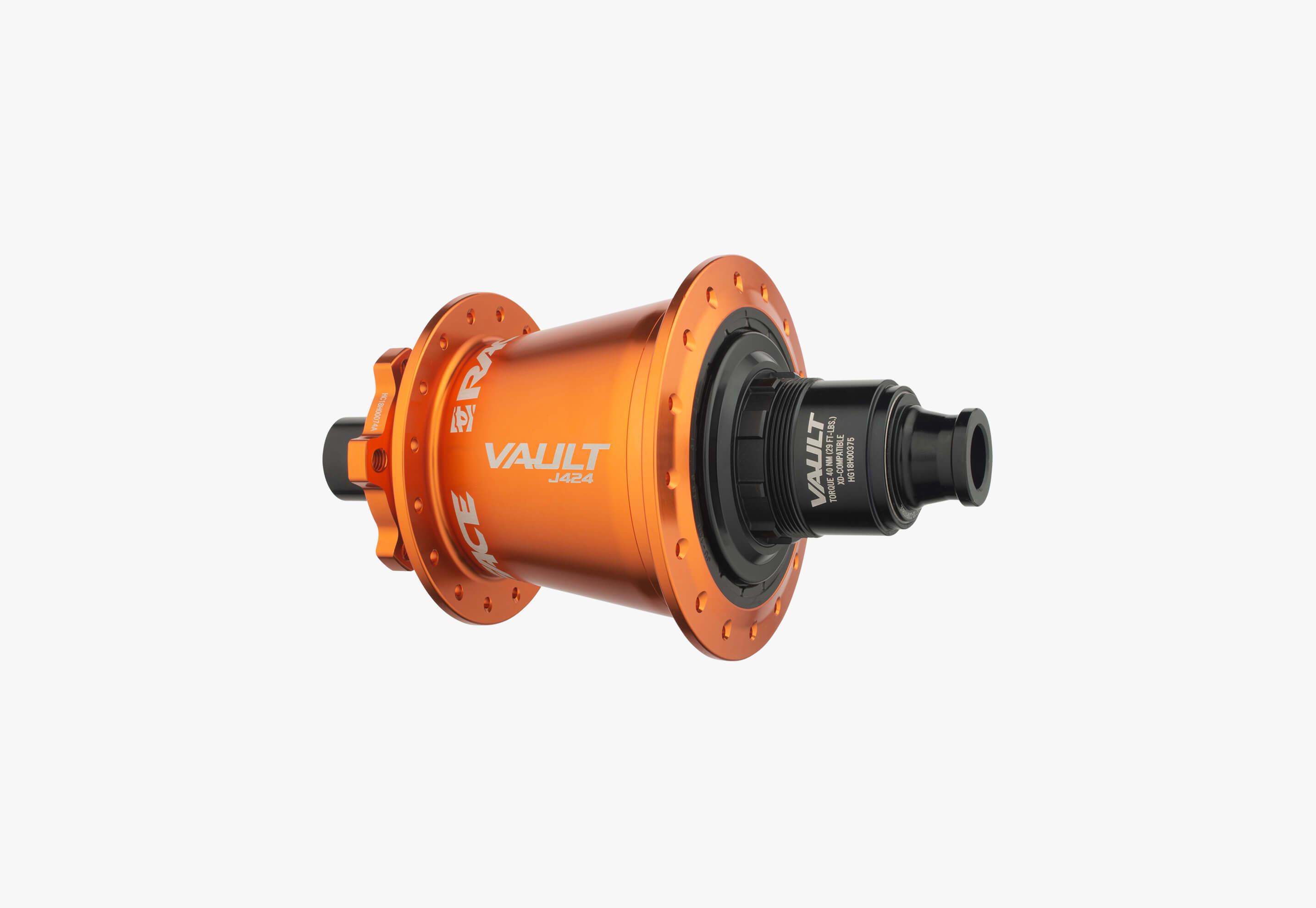 Vault J-Bend Hub - 32H