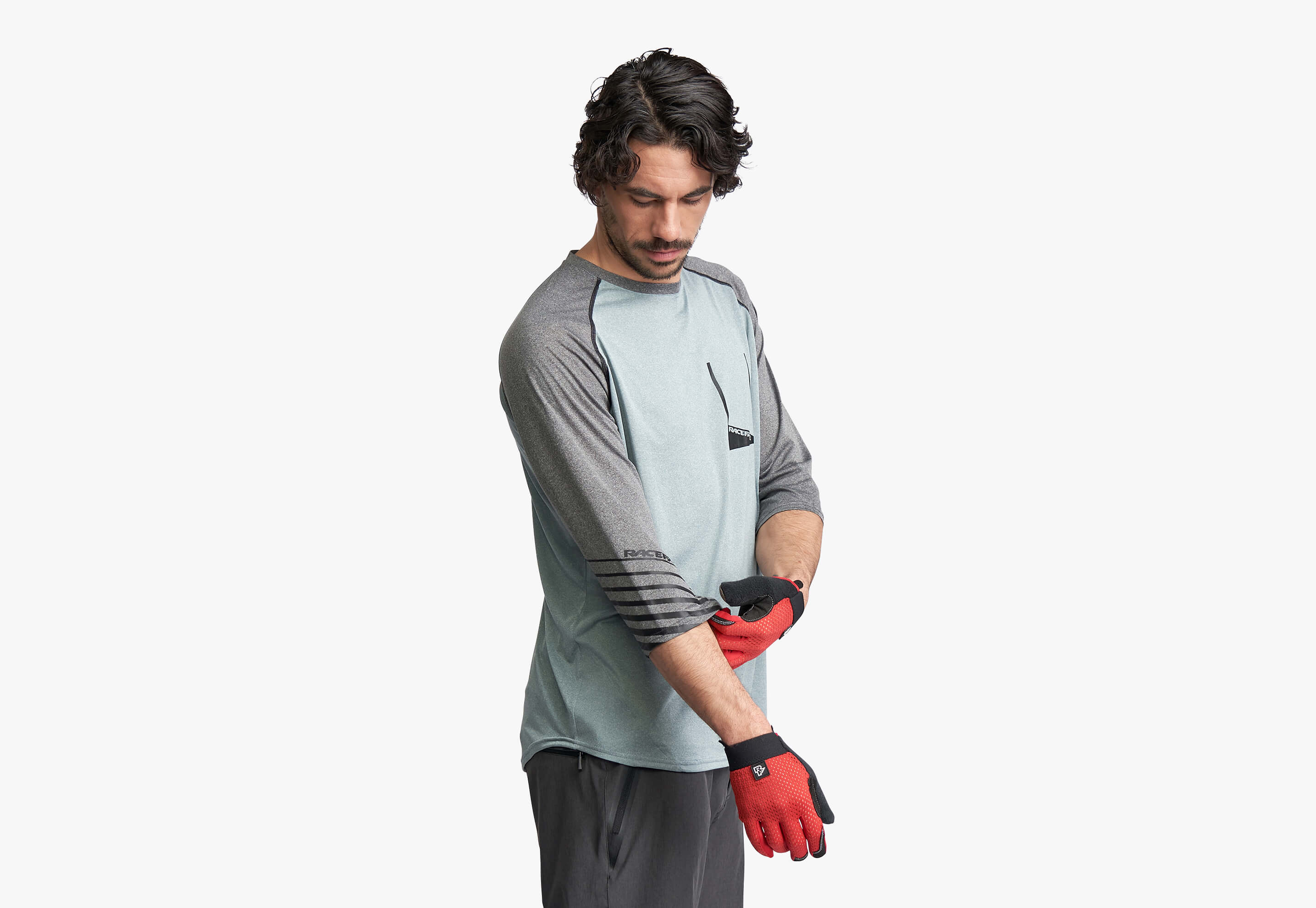 Stage 3/4 Sleeve Jersey