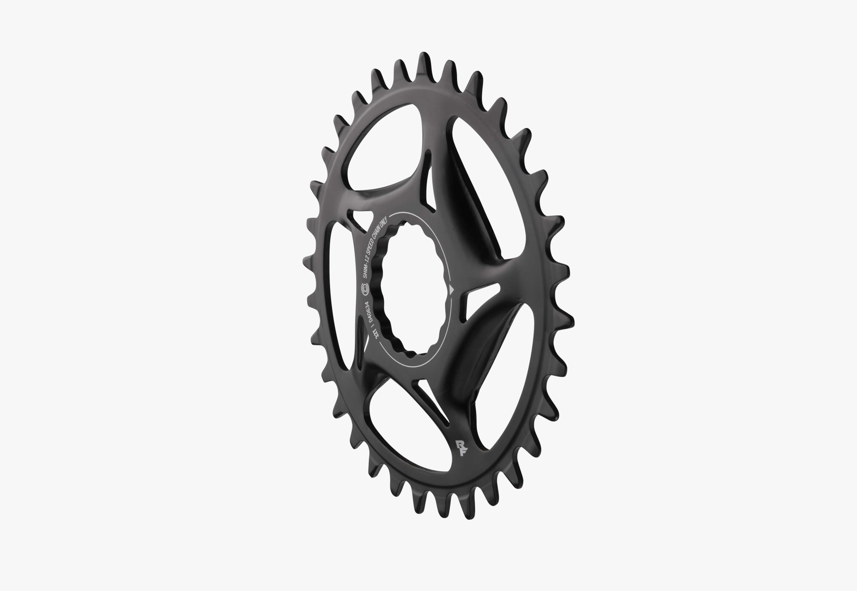 1x Chainring, Cinch Direct Mount, Steel, SHI-12