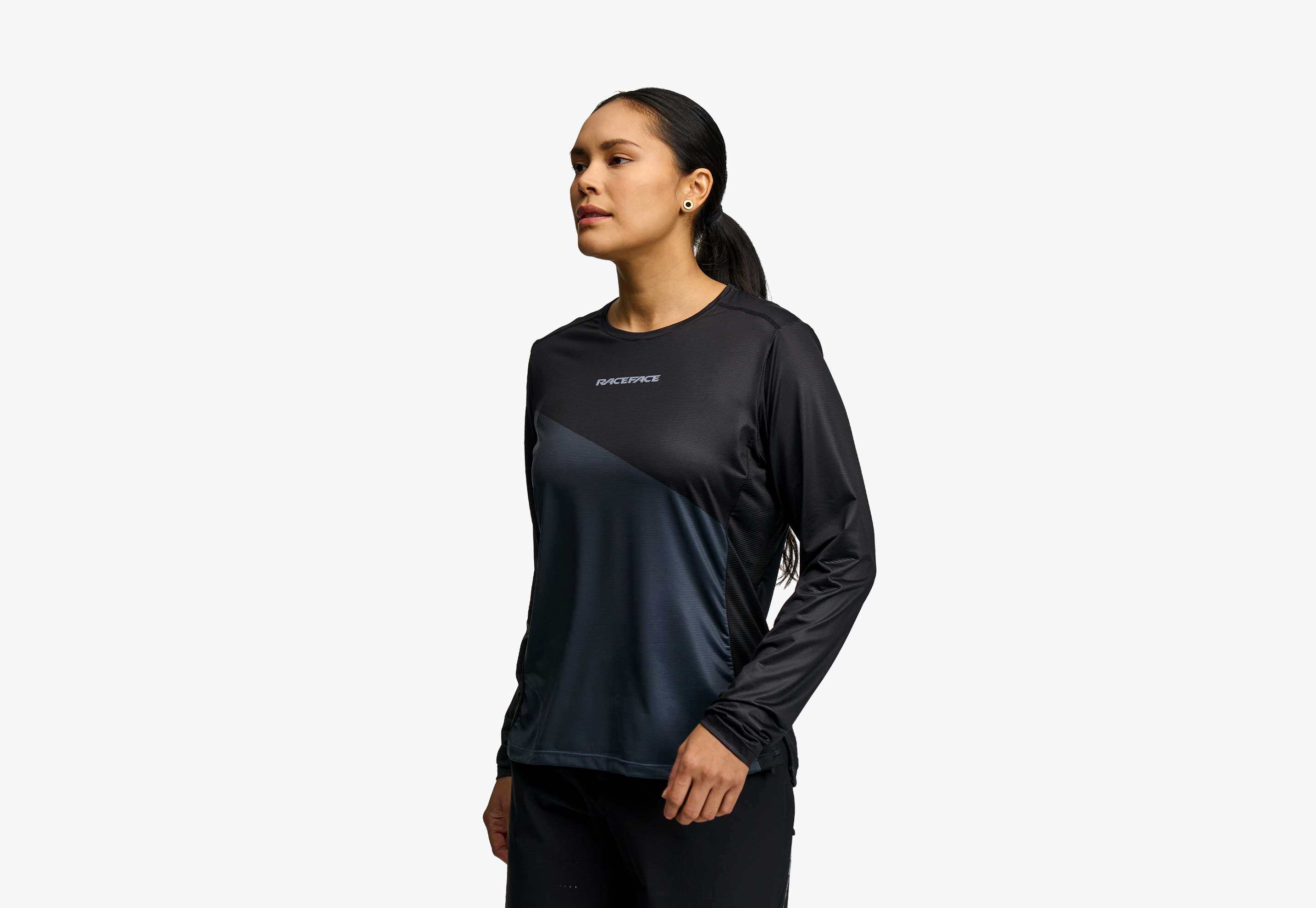 Diffuse LS Jersey - Women's