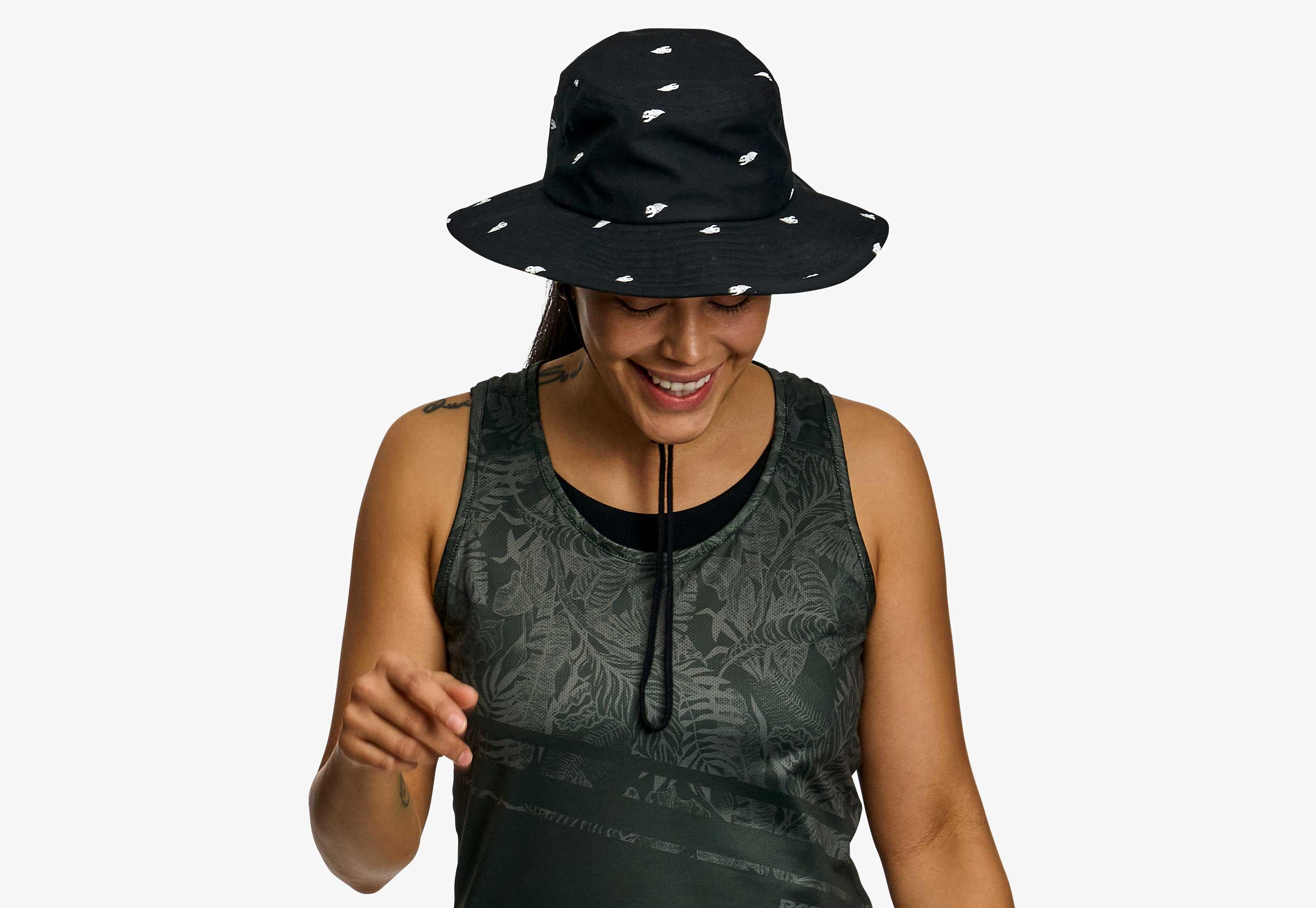 Fern Skully Bucket Hat