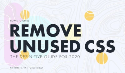 How to remove unused CSS in WordPress manually