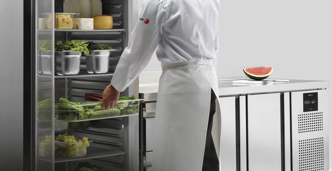 FAGOR - Den ledende europeiske produsenten av kommersielle kjøleprodukter.