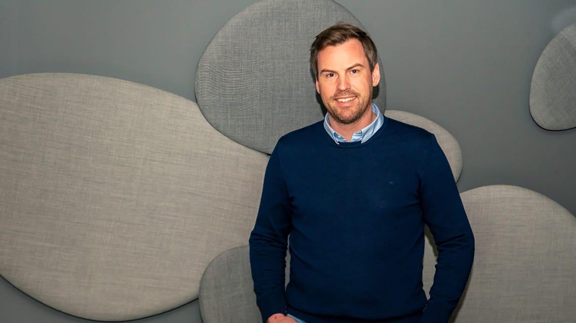 Ny distriktssjef for Oslo-regionen til Foynland Rustfritt & Storkjøkken.
