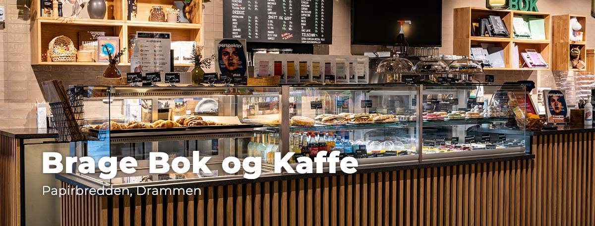 Brage Bok og Kaffe