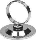 Menyholder, med ring