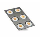 Form Egg og Crepe Ø12,5 GN 1/1 Fagor