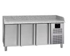 Kjøledisk, Granittopp, 3 dører 1/1GN, L=1800mm MFP-180GN Fagor