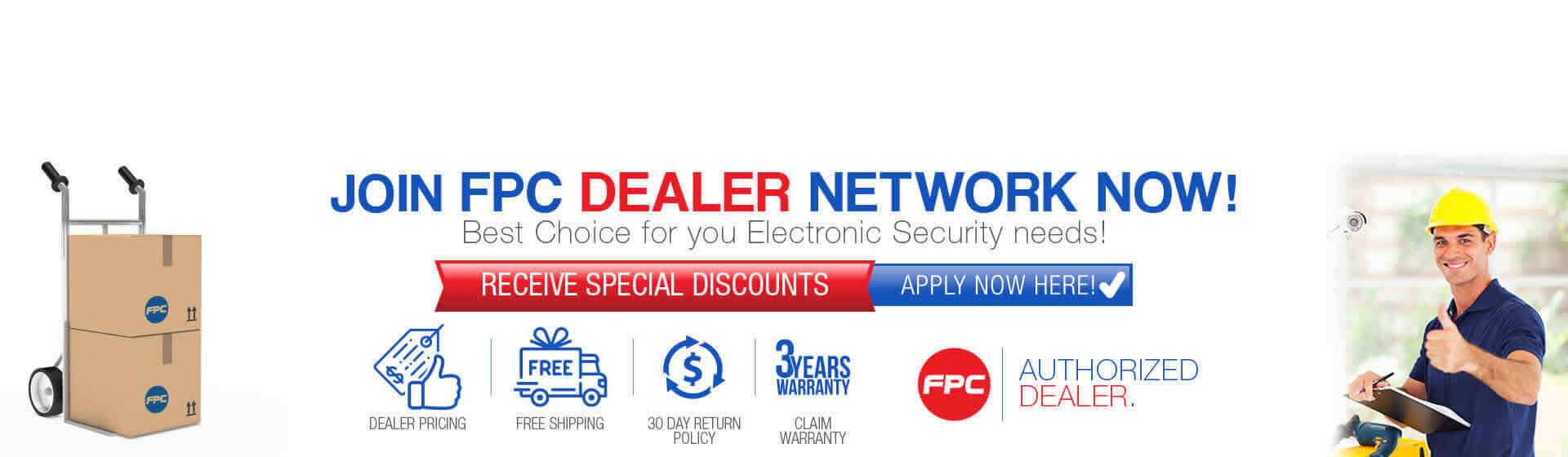 Banner Dealer Program