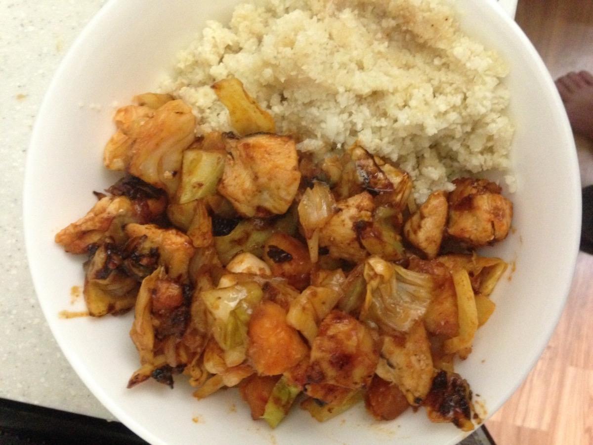 Recipe: Korean Dalkgalbi
