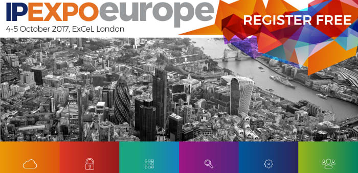 IP Expo Europe banner advert