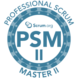 Professional Scrum Master II™ (PSM II) Training Course