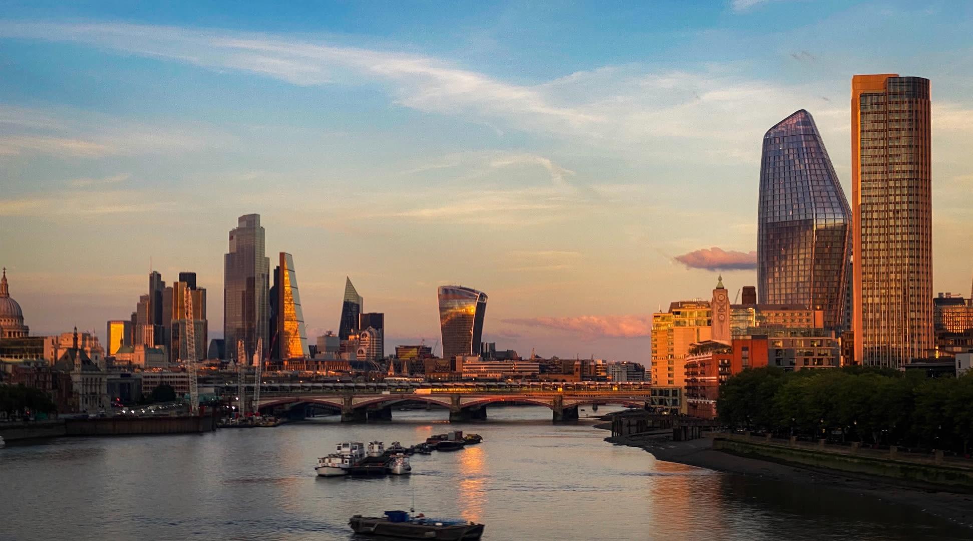 City of London - finance industry
