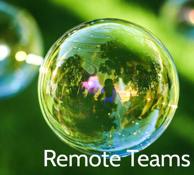 Working as a Remote Team training workshop