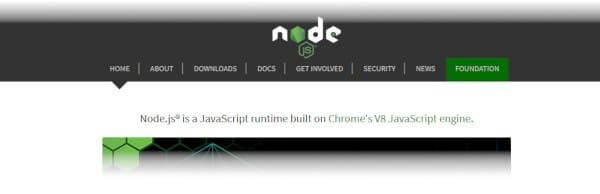 node js screenshot
