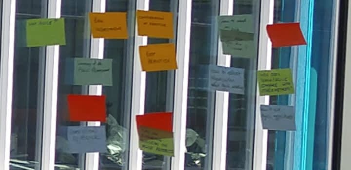 Free Agile Workshop - thanks to all participants!