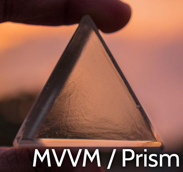 MVVM / Prism Training Course